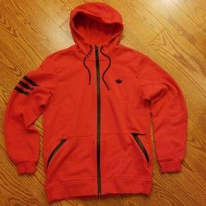 adidas Originals full zip hoodie